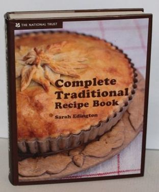 Complete Traditional Recipe Book by Sarah Edington - 190540042X